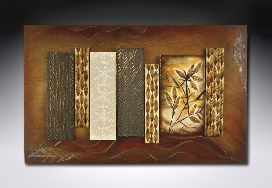 Homey Design Wall Panel Art Zspmed Of Panels Elegant For Your In Inside Wall Art Panels (View 3 of 25)