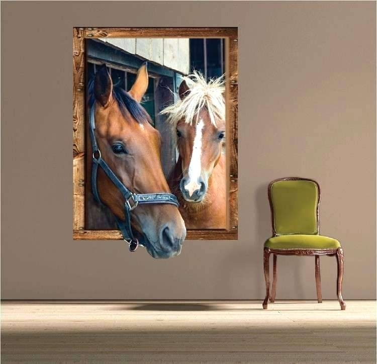 Wall Art Ideas: Horses Wall Art (Explore #6 of 20 Photos)