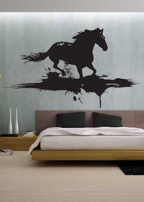 Horse Wall Art – Zauber Regarding Horses Wall Art (Image 5 of 20)