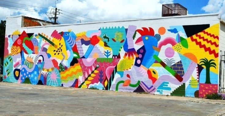 Houston Wall Murals Mural Houston Tx Wall Murals – Wolfviral (Image 17 of 25)