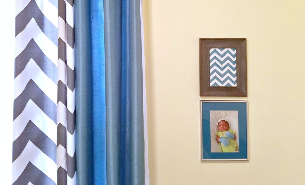 How To Diy Chevron Wall Art For Any Room! – Tobnatural In Chevron Wall Art (Image 16 of 25)