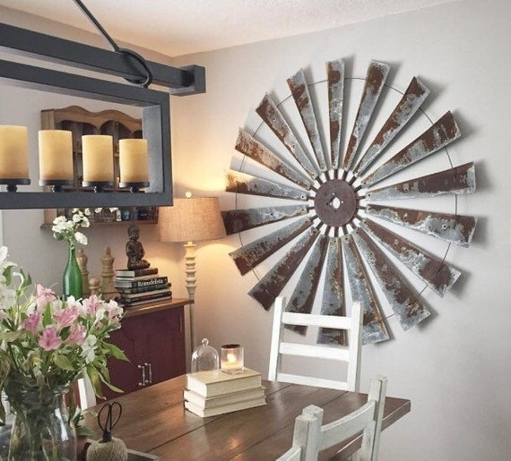 Featured Photo of Windmill Wall Art