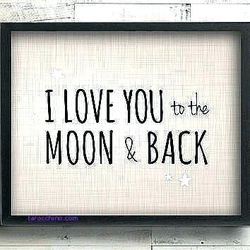 I Love You To The Moon And Back Wall Art Wall Is Patient Wall Art Intended For I Love You To The Moon And Back Wall Art (View 12 of 20)
