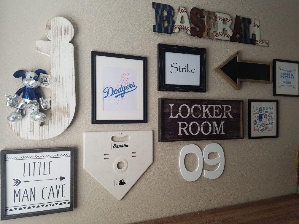 Incredible Baseball Wall Decor | Rebuild Wall Decor For Baseball Wall Art (Image 17 of 25)