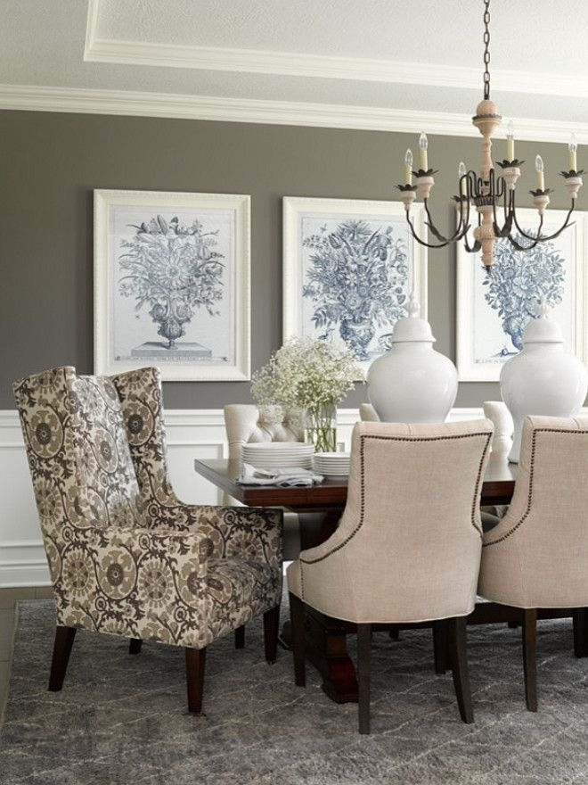 Incredible Dining Room Wall Decor With Best 25 Dining Room Inside Dining Room Wall Art (View 10 of 10)