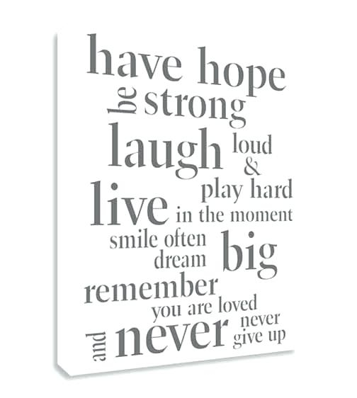 Inspirational Quotes Wall Art Inspirational Wall Art Canvas Be Within Inspirational Wall Art Canvas (Image 6 of 10)