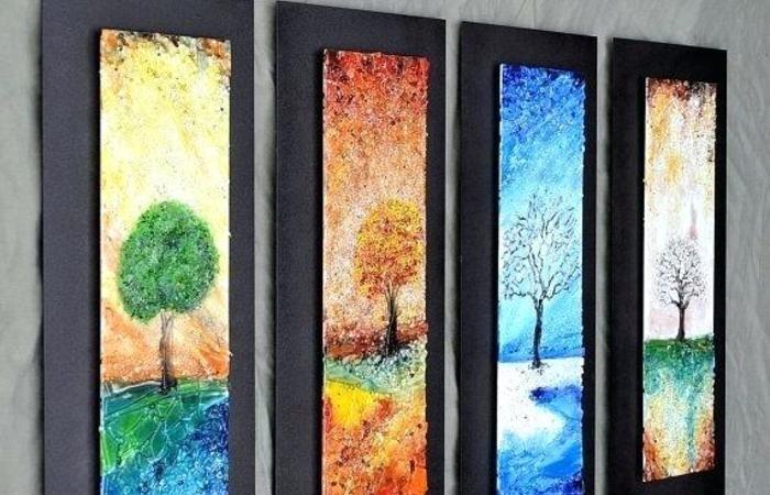 Inspirations Blown Glass Wall Art Sculptures Vases Decoration With Blown Glass Wall Art (View 18 of 25)