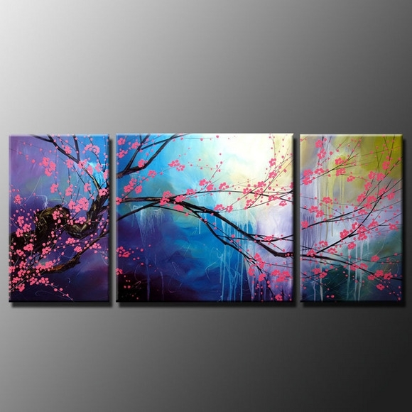 Inspiring Design Ideas Wall Art Painting Designing Inspiration Within Wall Art Paintings (Image 17 of 25)