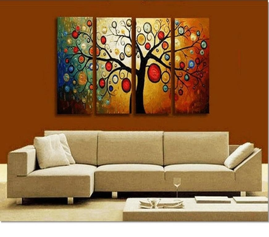 Interior Design Concept: Wall Decor And Modern Wall Art – Dan330 intended for Art Wall Decors