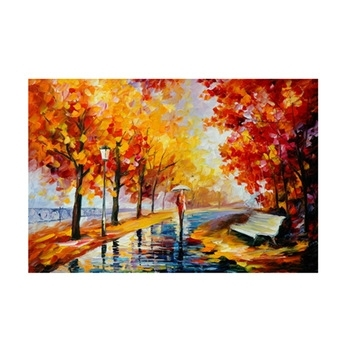 Italian Landscape Oil Paintings On Canvas Board Wall Art For Home Within Wall Art Paintings (Image 18 of 25)