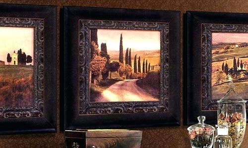 Italian Wall Art Decor How Not To Decorate Your Walls Southern Pertaining To Tuscan Wall Art (View 13 of 25)