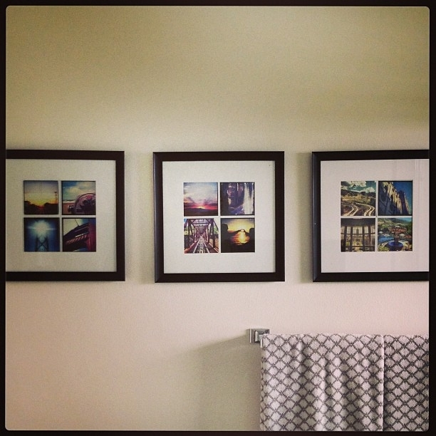 It's Because I Think Too Much: Diy Instagram Wall Art With Instagram Wall Art (Image 12 of 20)