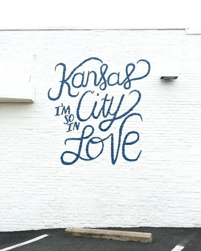 Kansas City Murals City Wall Inside Easy Tiger Kansas City Building For Kansas City Wall Art (Image 11 of 25)