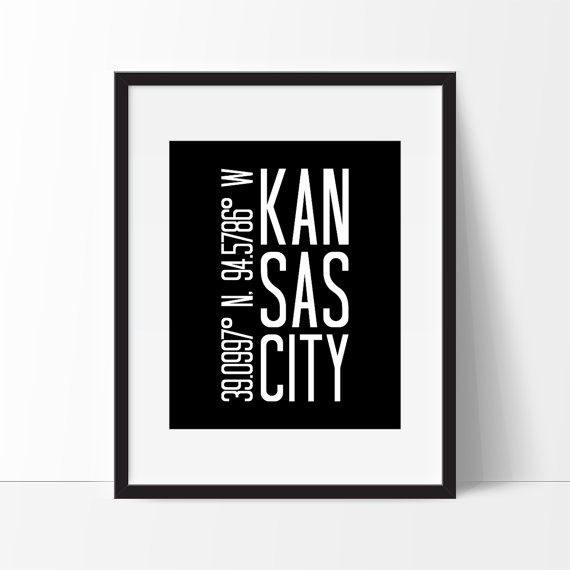 Kansas City Wall Art – Www (Image 15 of 25)