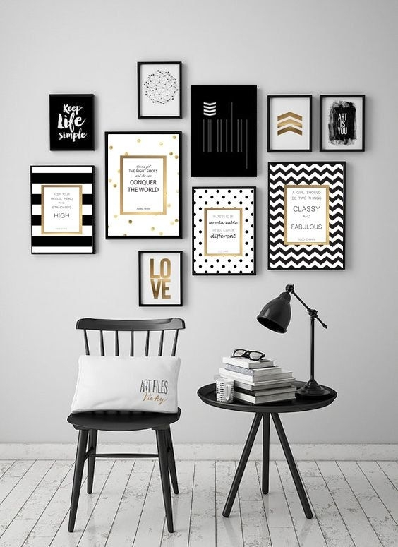 Kate Spade Inspired Artwork Quotes | Diy Design Ideas! | Pinterest With Regard To Kate Spade Wall Art (View 9 of 20)