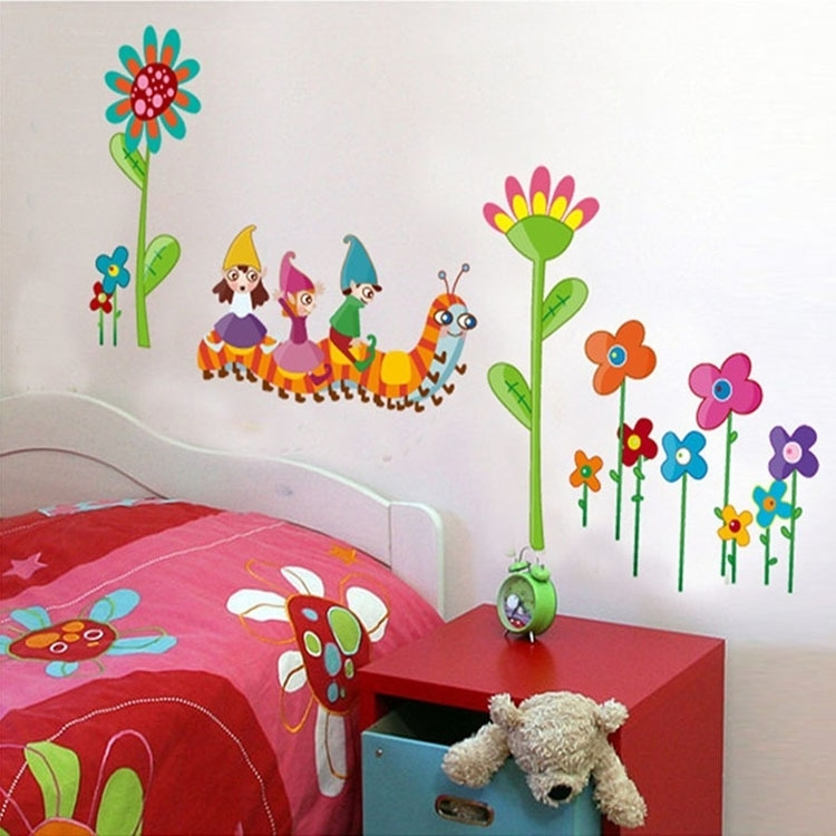 Kids Rooms: Outstanding Kids Room Wall Decor Kids Bathroom Wall Art Regarding Kids Wall Art (Image 3 of 10)