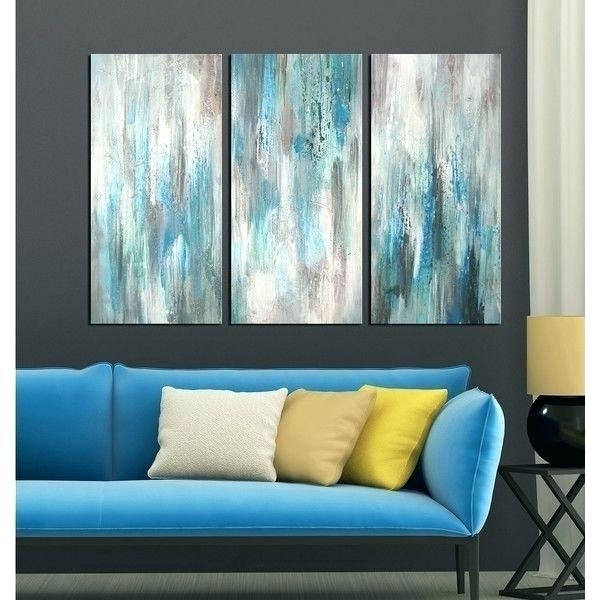 Large 3 Piece Wall Art Canvas Pictures For Bedroom 3 Piece Wall Art In Large Framed Canvas Wall Art (View 23 of 25)