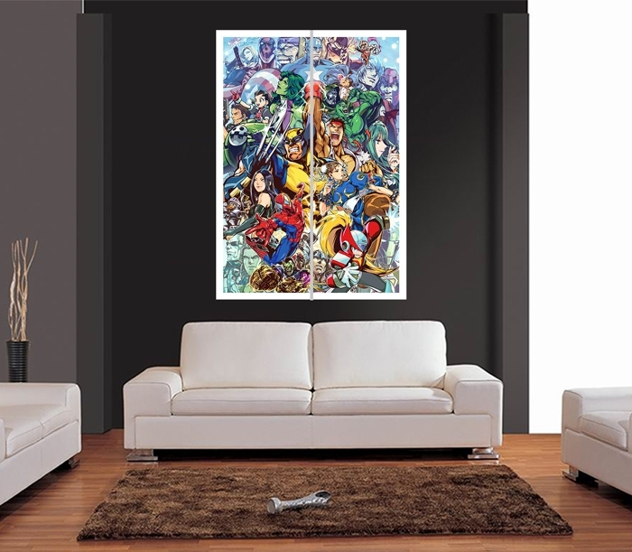 Large Art For Living Room Uk: 20 Ideas Of Extra Large Wall Art