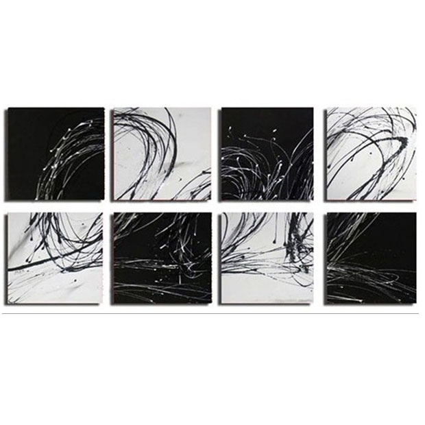 Large Black And White Canvas Wall Art Throughout Black And White Large Canvas Wall Art (Image 16 of 25)