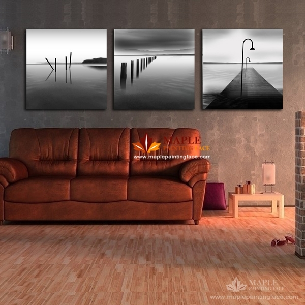 Large Canvas Art Cheap Home Decoration Wall Art Painting On Canvas In Modern Large Canvas Wall Art (Image 17 of 25)