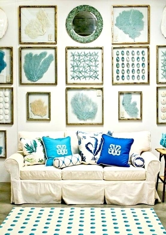 Large Coastal Wall Art Unusual Coastal Wall Art Home Design Ideas Throughout Large Coastal Wall Art (Image 15 of 20)