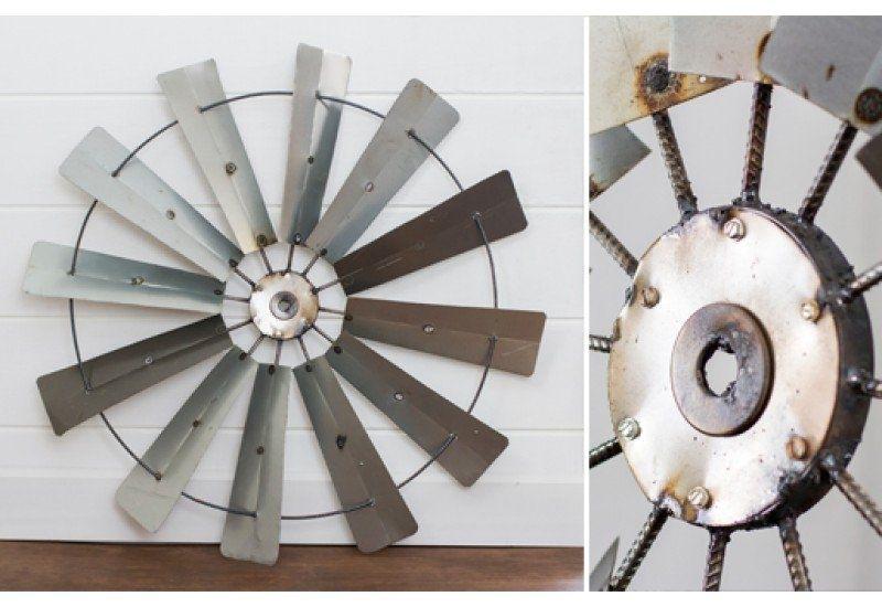 Large Handmade Windmill Wall Decor | Pinterest | Windmill Wall Decor With Windmill Wall Art (Image 7 of 20)