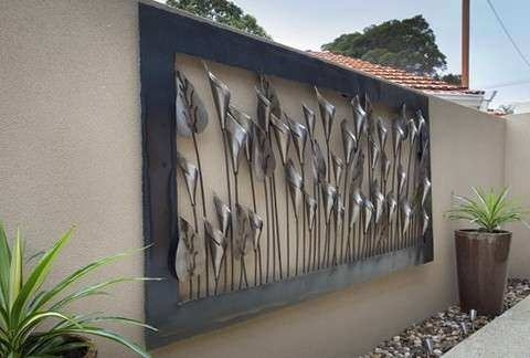 Large Outdoor Wall Art Luxury Wall Art Design Ideas Adorable Ideas Inside Large Outdoor Wall Art (Image 11 of 25)