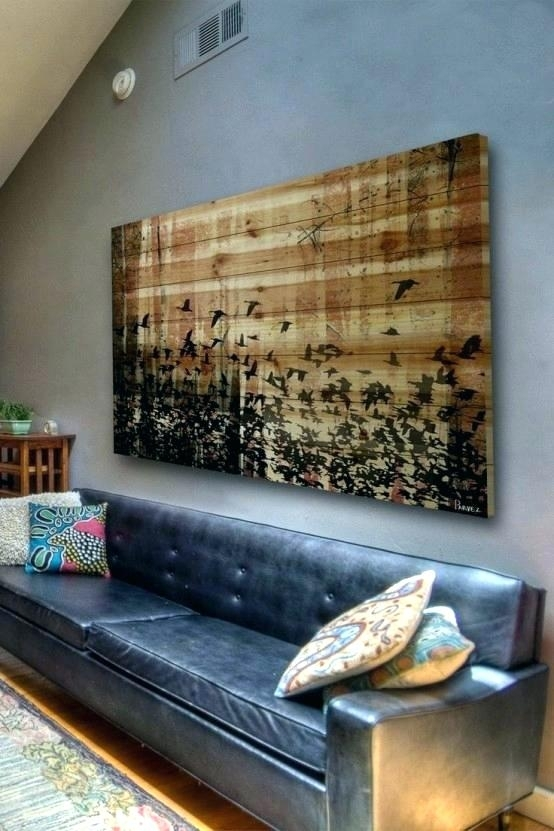 Large Rustic Wall Art Rustic Wood Wall Decor Big Rustic Wall Art Throughout Large Rustic Wall Art (Image 9 of 25)