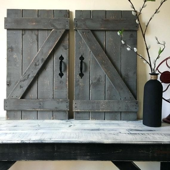 Large Rustic Wall Decor Modern Rustic Wall Art Ingenious Inspiration Within Large Rustic Wall Art (Image 13 of 25)