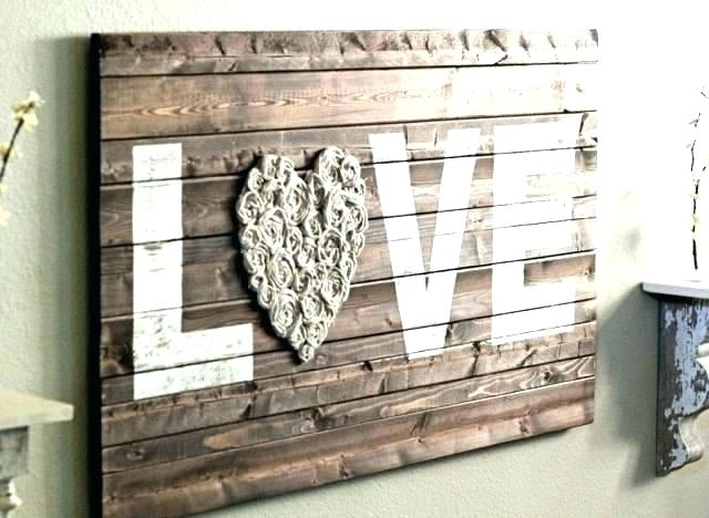 Large Rustic Wall Decor Rustic Wall Art Ideas Rustic Wall Decor With Regard To Large Rustic Wall Art (View 13 of 25)