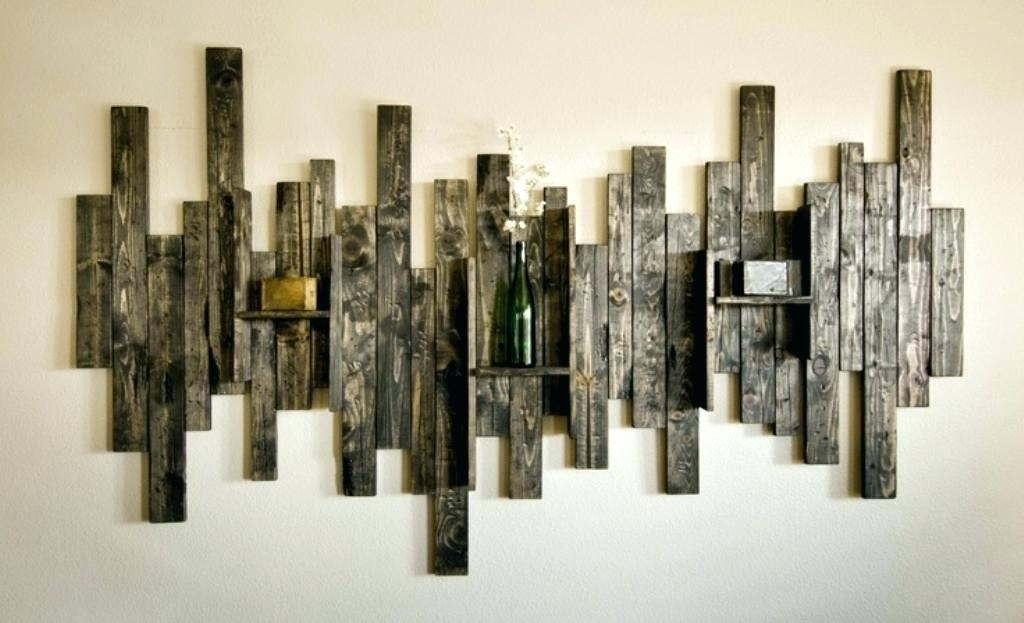 Large Rustic Wall Decor Rustic Wall Decor For Living Room Image Of Intended For Large Rustic Wall Art (View 4 of 25)