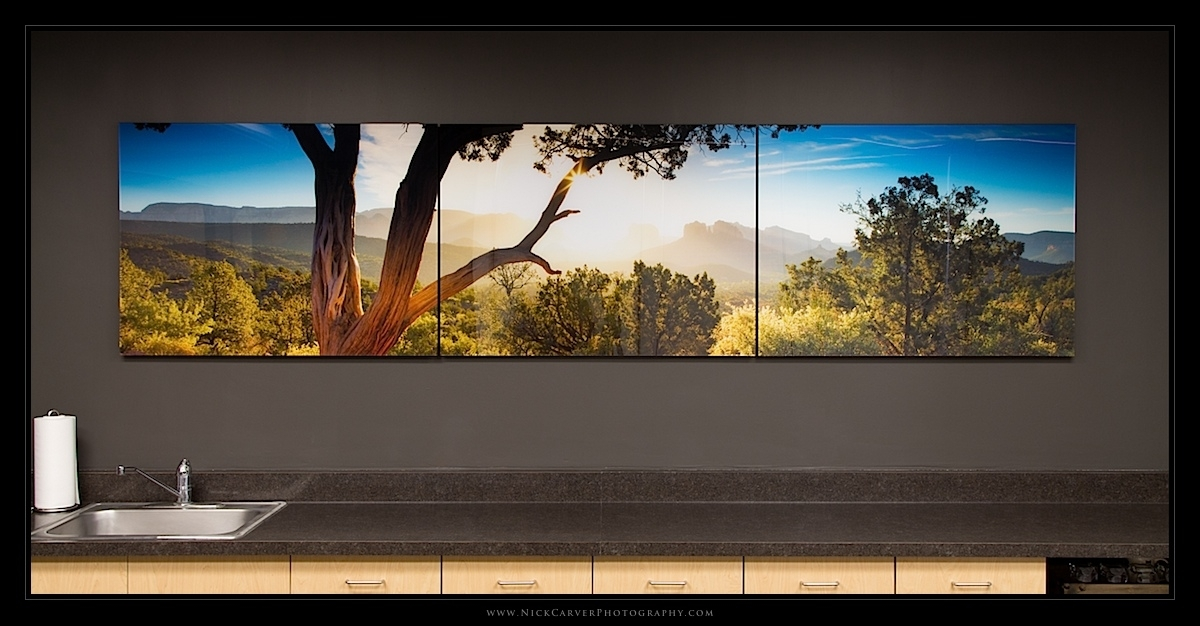 Large Wall Art– Nick Carver Photography | Photography Tips With Panoramic Wall Art (Image 6 of 10)