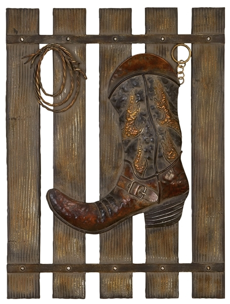 Large Western Wall Decor, Country Decor, Southwest Wall Art In Country Wall Art (Image 22 of 25)