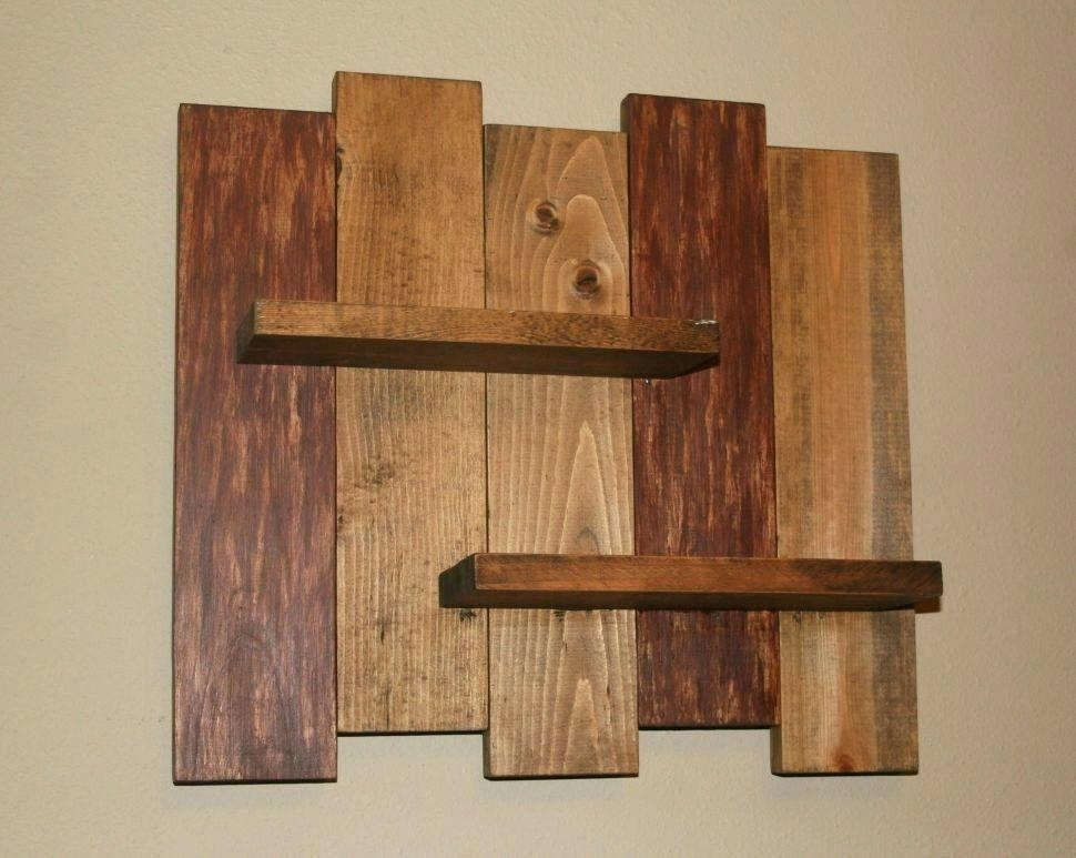 Large Wooden Wall Art Large Wood Wall Decor Large Size Of Wall Wood With Plank Wall Art (Image 7 of 20)