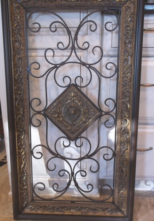 Featured Photo of Wrought Iron Wall Art