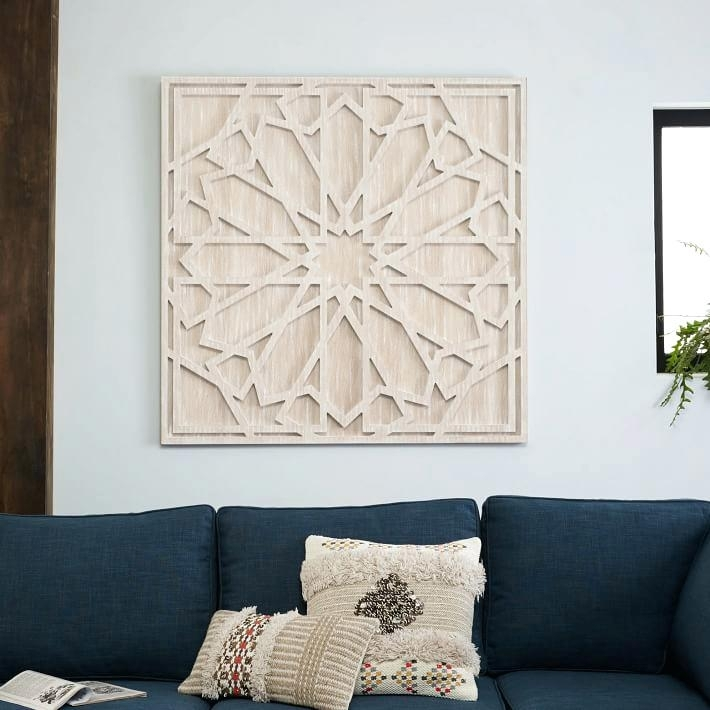 Lattice Wall Art – Jeronimo (View 18 of 25)