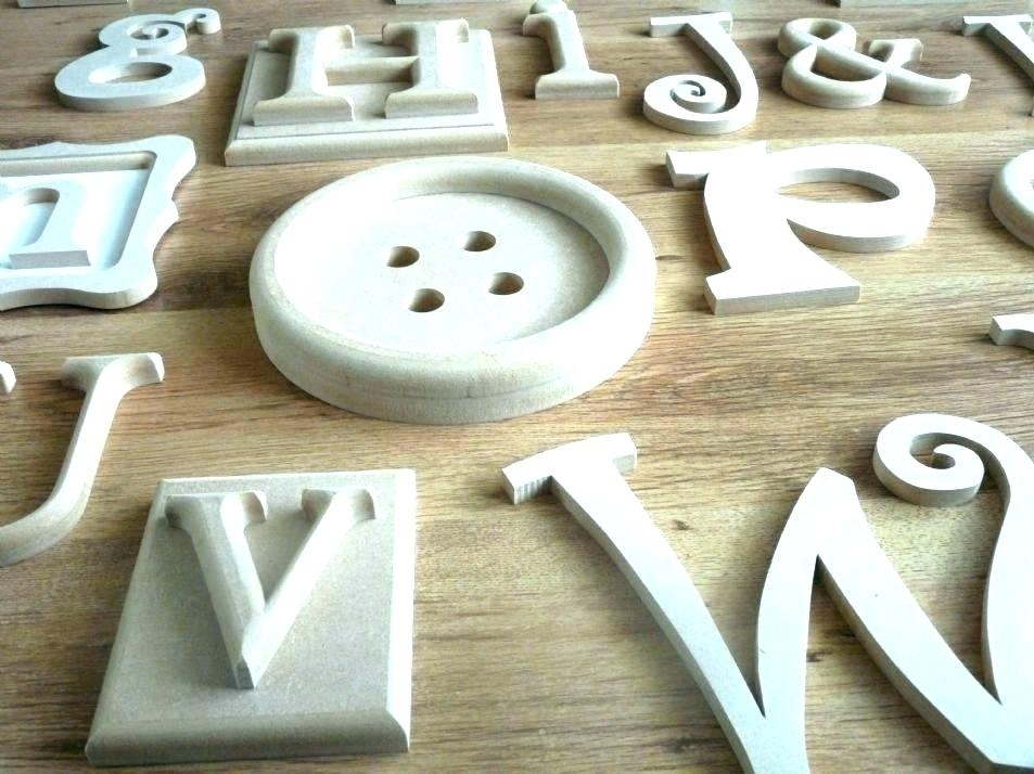 Letters Wall Decor Alphabet Wall Decor Alphabet Letter Wall Art Wall Intended For Alphabet Wall Art (View 20 of 25)