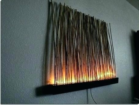Lighted Canvas Art Christmas Wall Winter – Dubaiwebd Throughout Lighted Wall Art (View 7 of 20)