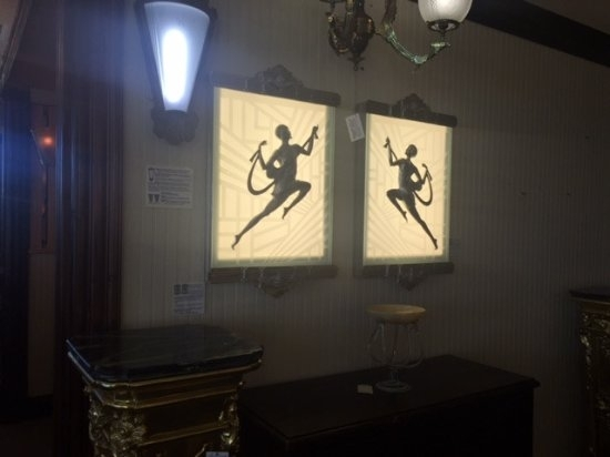 Lighted Wall Art – Picture Of Kelly Art Deco Light Museum, Port Inside Lighted Wall Art (View 19 of 20)