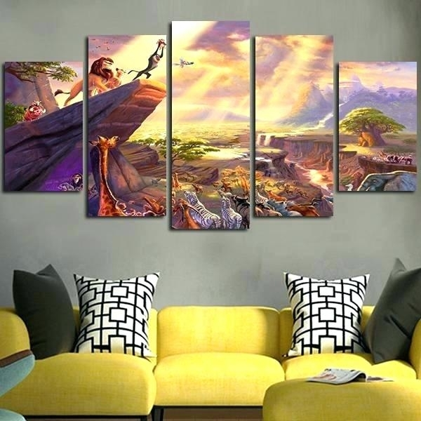 Lion King Room Decor Image Of Lion King Room Ideas – Minha (Image 9 of 25)