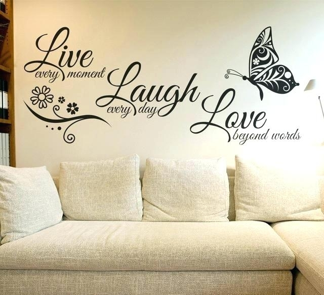 Live Laugh Love Wall Art Metal Large Size Of To Buy Wall Decals Live With Live Laugh Love Wall Art (View 11 of 25)