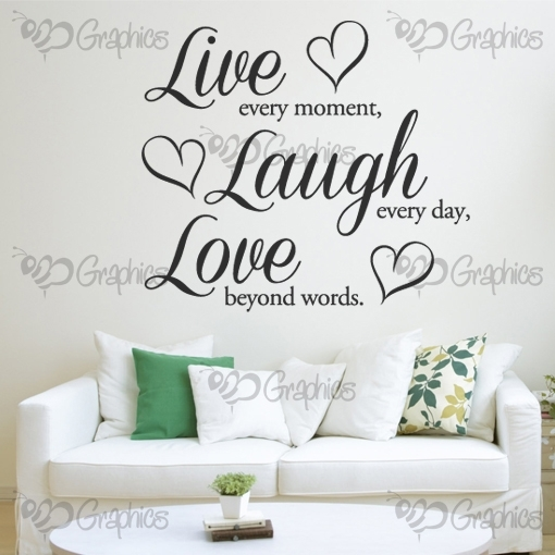 Live Laugh Love Wall Art Nice Live Laugh Love Wall Decor – Wall Regarding Live Laugh Love Wall Art (View 9 of 25)