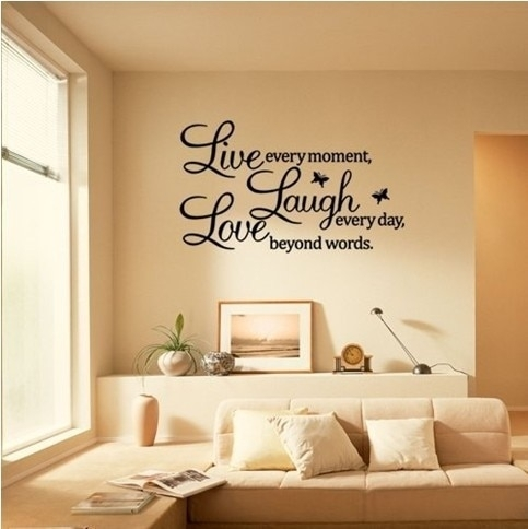 Featured Photo of Live Laugh Love Wall Art