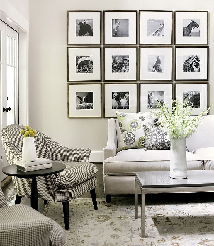 Living Room Decorative Horse Wall Art Wall Decoration Pictures For In Wall Art Ideas For Living Room (View 11 of 25)