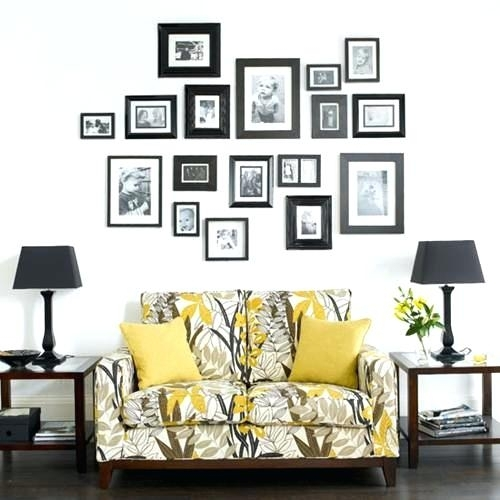 Living Room Framed Wall Art Picture Frame Feature Wall Art Living Regarding Framed Wall Art For Living Room (View 18 of 25)