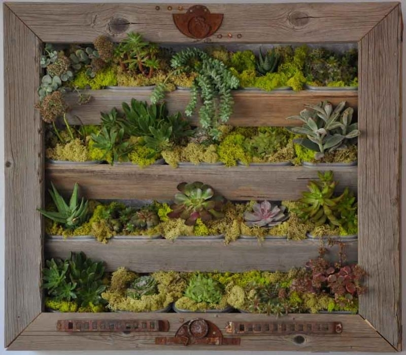 Living Wall | For Living Wall Art (Image 15 of 25)