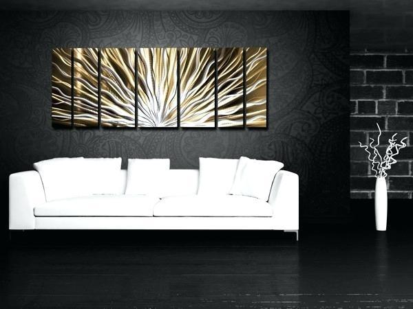 Long Narrow Horizontal Wall Art Horizontal Wall Decor 5 Art Modern With Regard To Horizontal Wall Art (Image 16 of 25)
