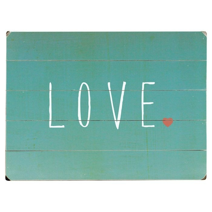 Love Wall Decor – Artehouse On Joss & Main | Quotes And Sayings With Joss And Main Wall Art (View 13 of 20)