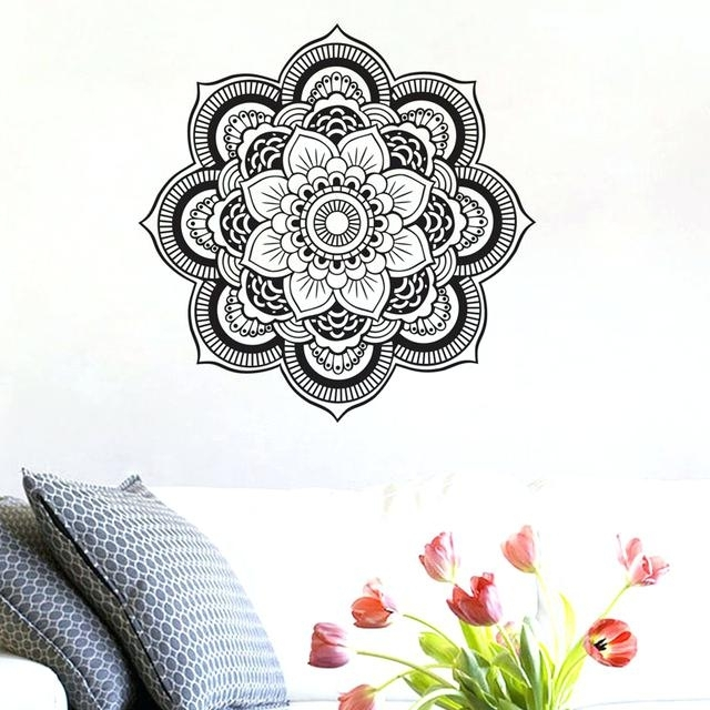 Mandala Wall Art Wooden Uk Wood Nz – Queeryoungcowboys Pertaining To Mandala Wall Art (Image 11 of 25)