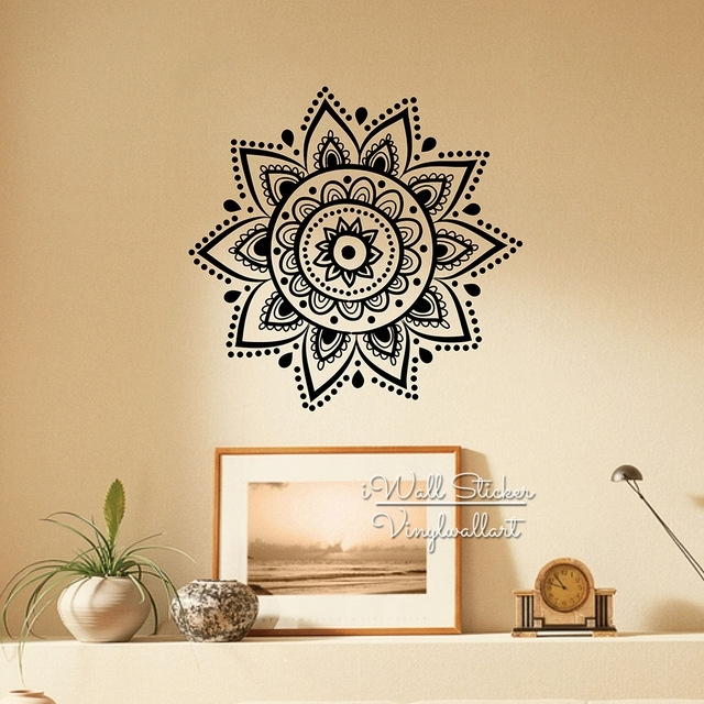 Featured Image of Mandala Wall Art